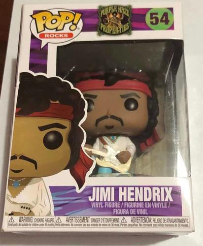 Funko Pop Jimi Hendrix 54 Consulte