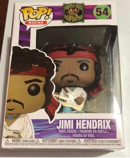 Funko Pop Jimi Hendrix 54