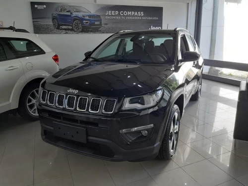 Jeep Compass Longitude At6 Okm 2021 Oferta! Oportunidad! #11