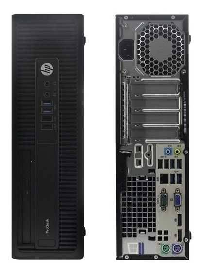 Cpu Desktop Hp Elitedesk 600 G1 8g Hd 500 Intel Core I5 4ªg