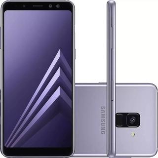 Samsung Galaxy A8 A530f/ds 64gb - Tela Fantasma Burn-in