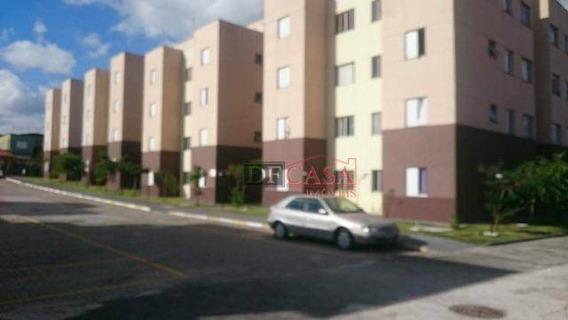 Apartamento À Venda; Jardim Algarve; Itaquaquecetuba; 2 Dorm.; 1 Vaga. - Ap3075