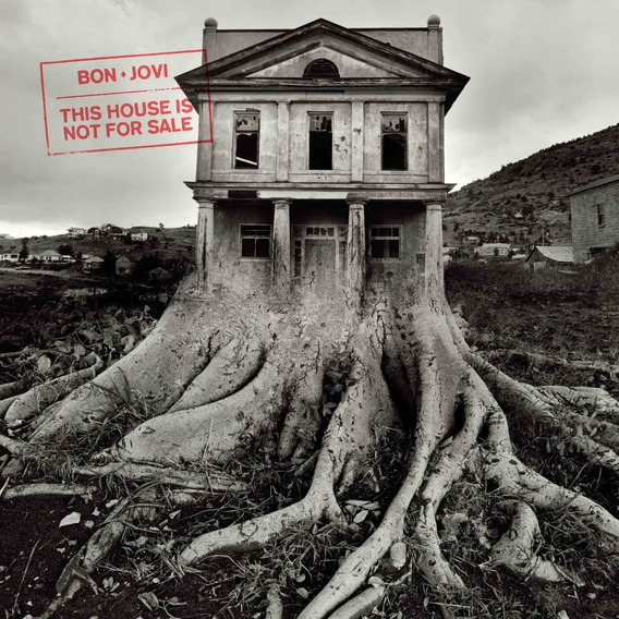 Bon Jovi This House Is Not For Sale Deluxe Edition Cd Nuevo