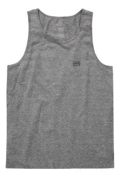 Musculosa Billabong All Day Singlet Gris Hombre - 11197500