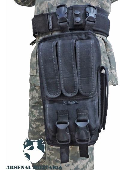 Porta Treco Grande Tático Militar Airsoft Segurança Cm0409