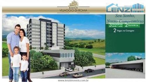 Imagem 1 de 2 de Apartamentos À Venda  Em Bragança Paulista/sp - Compre O Seu Apartamentos Aqui! - 1392330