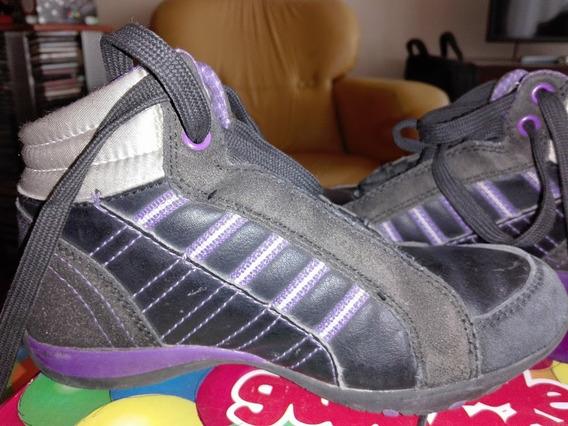 Zapatillas Tipo Botin N° 31