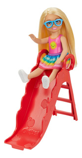 Barbie Familia, Chelsea Set De Juego Escuela