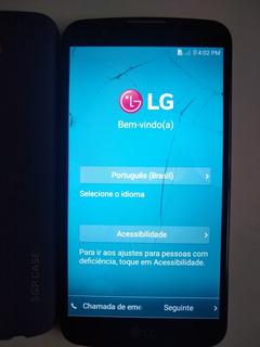 Celular Lg K10 + Nokia Lumia 520 Usados
