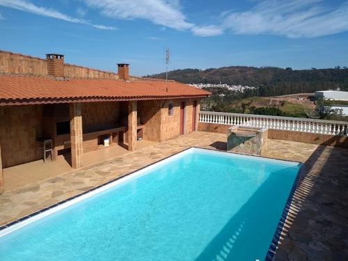 Chácara Com 4 Dormitórios À Venda, 1075 M² Por R$ 850.000,00 - Bairro Da Mina - Itupeva/sp - Ch0092