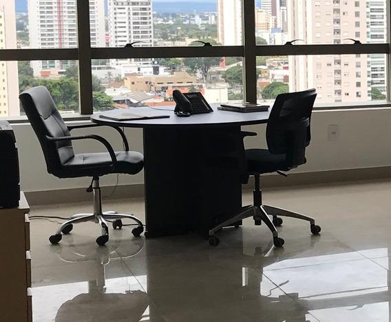 Vende-se Mesa De Reunião Redonda