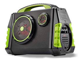 Caixa De Som Amplificadora Bluetooth 120w Multilaser - Sp280