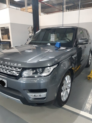 Land Rover Range Rover Sport Hse Superchargedv6 Blindada Bss