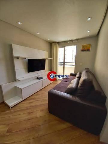 Apartamento 2 Dorms 1 Suite 2 Vagas - Ap9648