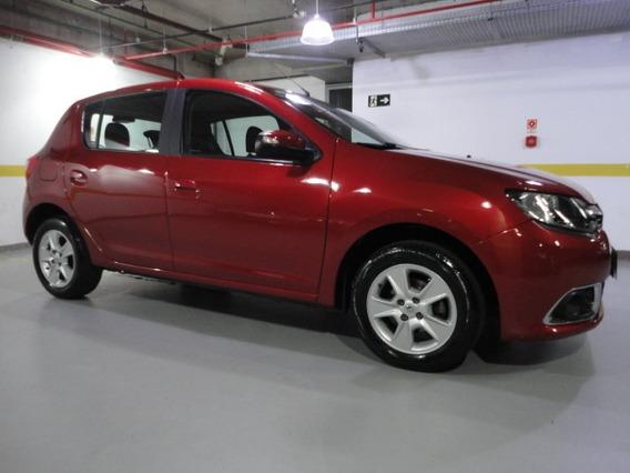 Renault Sandero Dynamique Automatizado 2016 30 Mill Km