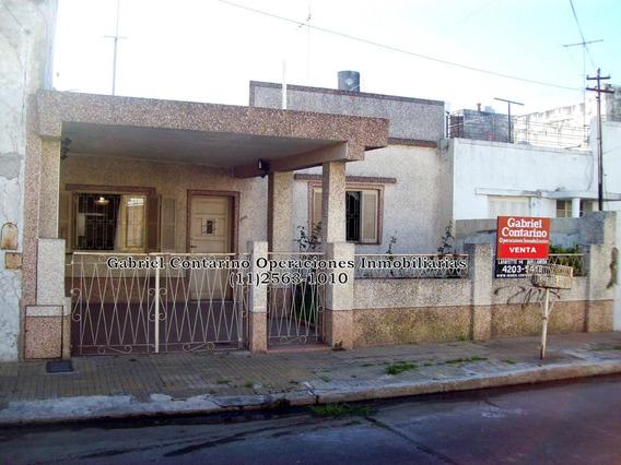 Casa 3 Amb. Con Patio Jardín Y Cochera