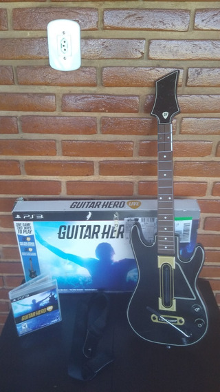 Guitar Hero Live Ps3 Completo