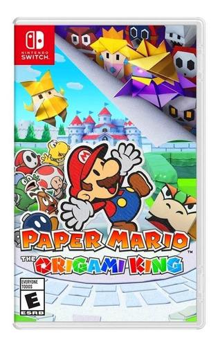 Paper Mario: The Origami King Físico Nintendo Switch