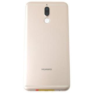 Tampa Traseira Huawei Mate 10 Lite Carcaça Original Dourado
