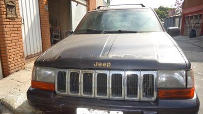 Jeep Diesel,ano1997 De R$29.800xr$22.800.00