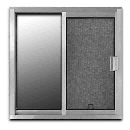 Imagen 1 de 1 de Ventana De Aluminio