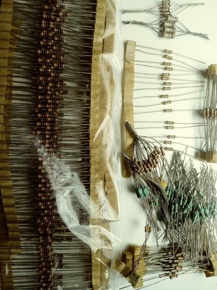 Resistor Arduino Projetos Diversos Kit Lote Pacote