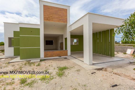 Casa Em Condomínio Com 3 Quartos Para Comprar No Barra Do Jacuípe Em Camaçari/ba - 633