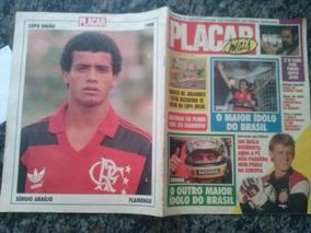 Revista Placar N* 961 De Nov/1988 Mais Pôster Frete Grátis