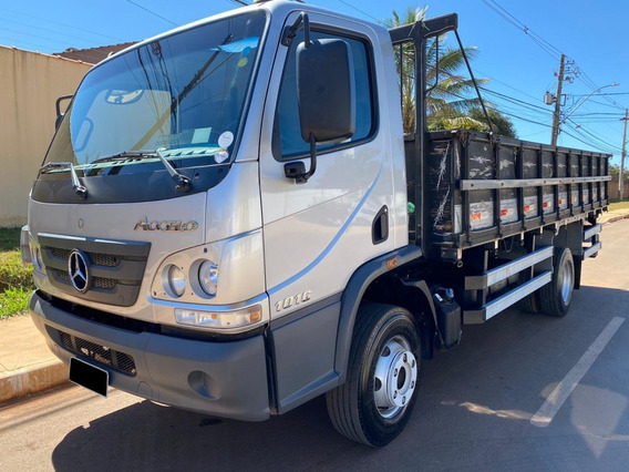 Mb Accelo 1016 2018 4x2