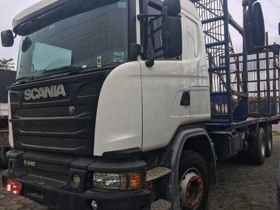 Scania G-440a | 6x4 | 2p | Diesel | E5 | 2017