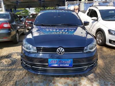 Volkswagen Gol 1.6 Msi Totalflex Highline 4p I-motion