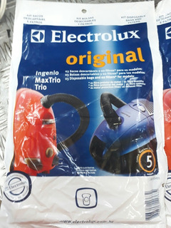 Bolsa Aspiradora Electrolux Ingenio Original. Tienda Ccs
