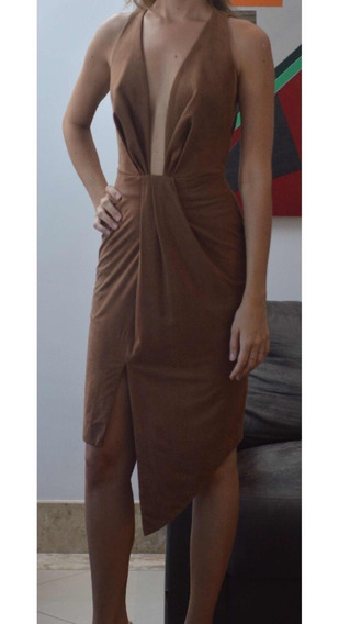 Vestido Suede Iorane,tam 36