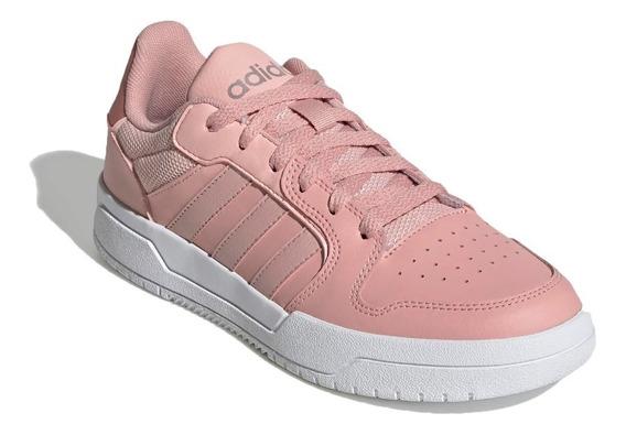 adidas Zapatillas Lifestyle Mujer Entrap Rosa