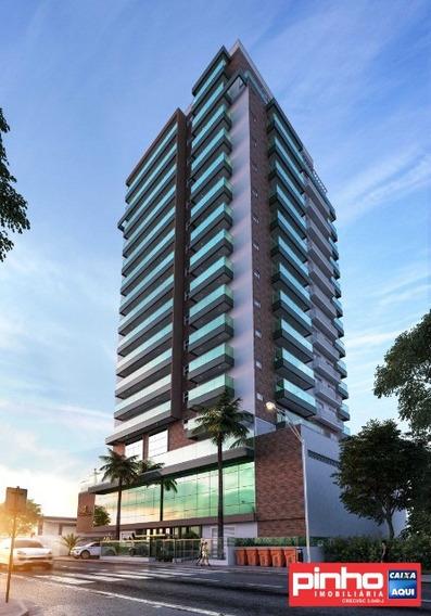 Apartamento Novo De 3 Dormitórios (03 Suítes), Para Venda, Bairro Centro, Biguaçu, Sc - Ap00836