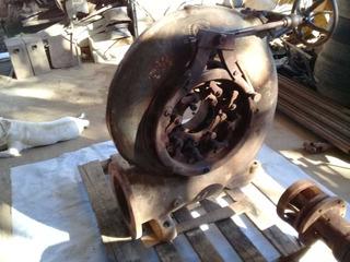 Turbina Francis 10 Marca Cff Ano 1853 Inglaterra