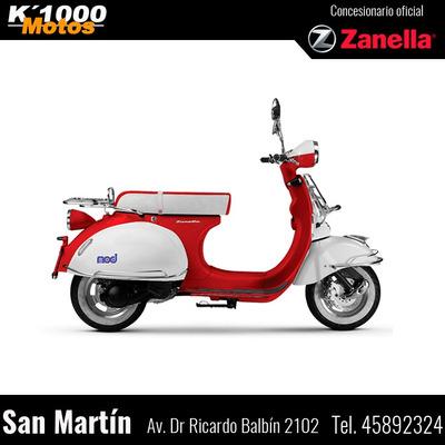 Zanella Mod 150 Vespa Siambretta Vintage Retro