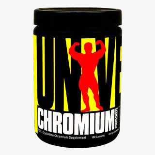Chromium Picolinate - Universal Nutrition - 100 Caps