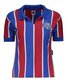 Camisa Bahia 1959 Feminina Listrada