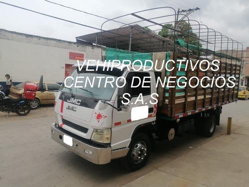 Camion Jmc Tx1090 Estacas 2014