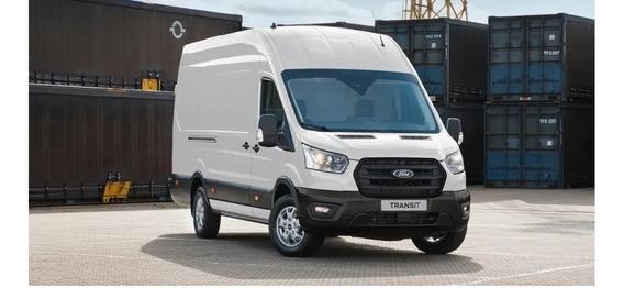 Ford Transit Medio 350m 2.2 Techo Elevado En Stock