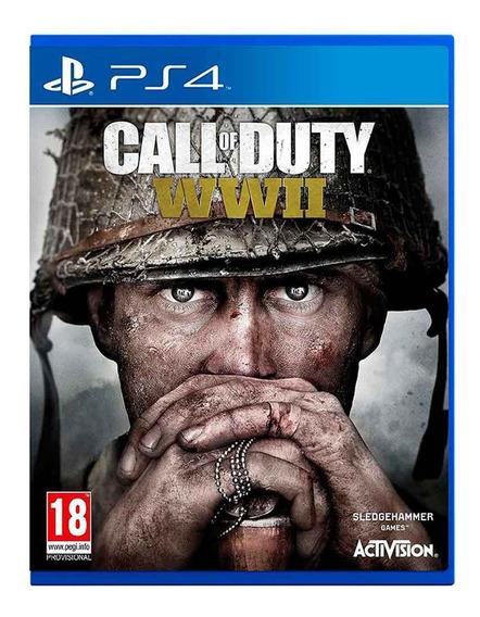 Juego Ps4 Activision Call Of Duty World War 2