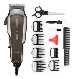 Corta Pelo Y Barba Profesional Bway Barber Pro 0.5-2.5mm 12w