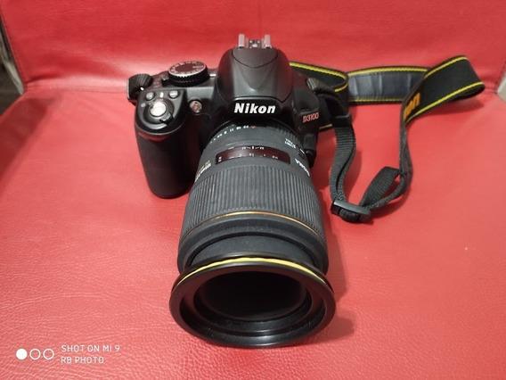 Lente Sigma 105mm Dg Macro - Para Nikon