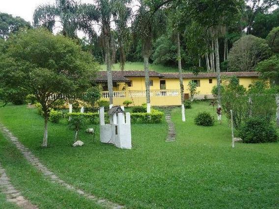 Sítio Com 3 Dormitórios À Venda, 49000 M² Por R$ 1.500.000,00 - Chácaras Monte Serrat - Itapevi/sp - Si0002