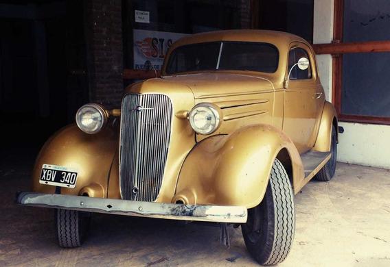 Chevrolet Coupé 36