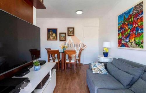 Imagem 1 de 30 de Apartamento No Engenheiro Goulart, 2 Dormitórios, 1 Vaga, 47 M², R$220.000,00 - 953