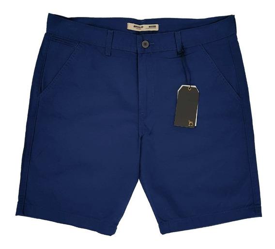 Bermuda Gabardina Elastizada | Bravo Jeans (25343)