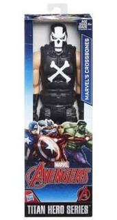 Marvel Avengers Crossbones Titan Hero Series Hasbro