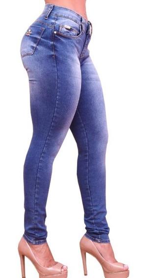 Calça Jeans Feminina Colcci Fátima Skinny Com Stretch